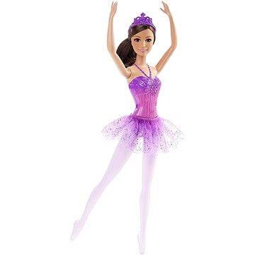 Mattel Barbie - Balerína ve fialovém