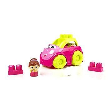 Mega Bloks - Autíčko Catie