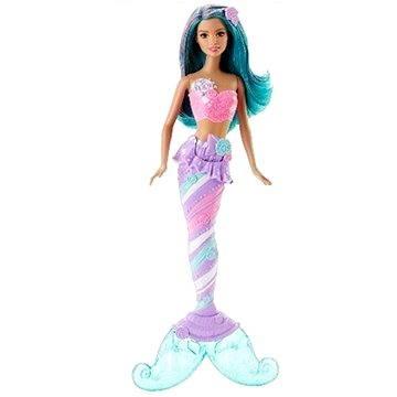Mattel Barbie - Mořská panna s světle fialovou ploutví