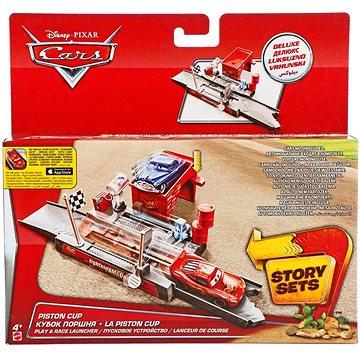 Mattel Cars - Velké auto Piston Cup