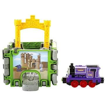 Mattel Mašinka Tomáš - Kostka s tratěmi Charlie na zámku Ulfstead
