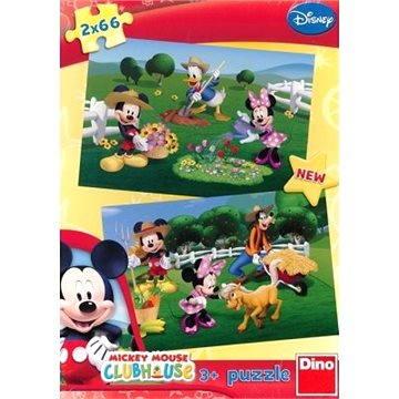 Dino Mickeyho klubík - Na farmě