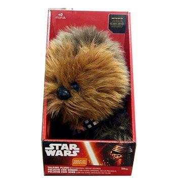 Star Wars - Mluvící plyš Chewbacca