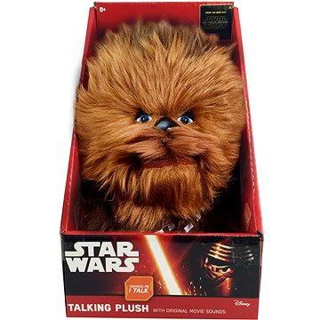 Star Wars - Mini mluvící plyš  Chewbacca
