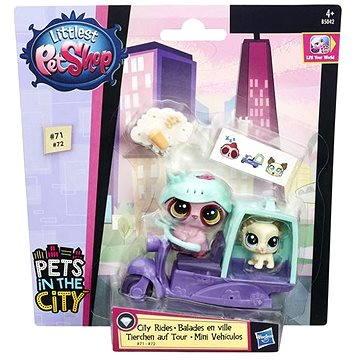 Littlest Pet Shop - Dreamy and Tibsy
