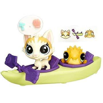 Littlest Pet Shop - Felesa and Puffery