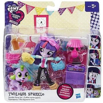My Little Pony Equestria Girls - Malá panenka Twilight Sparkle s doplňky
