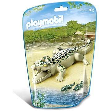 Playmobil 6644 Krokodýl s mláďaty
