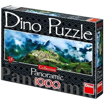 Dino Pohled na Machu Picchu