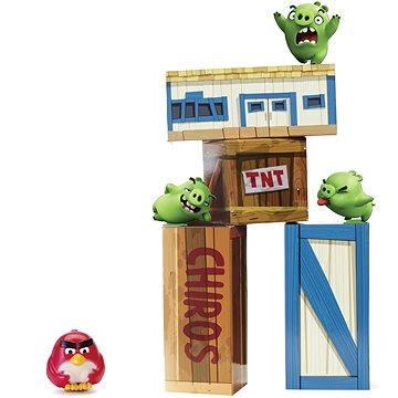 Angry Birds - Sestřel si své prasátko