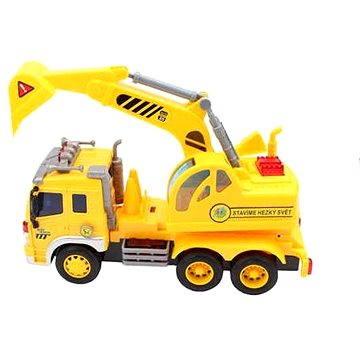 Stavební auto - Nakladač
