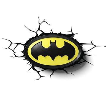 3D Světlo Batman Logo