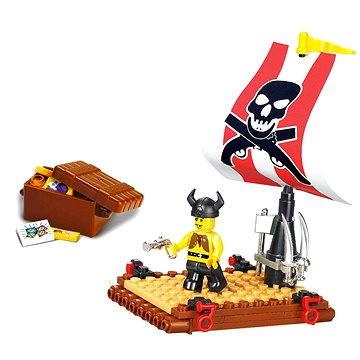 Sluban Piráti - Pirátský vor