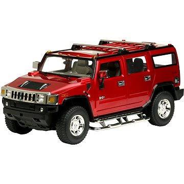 BRC 10120 Hummer H2 červený