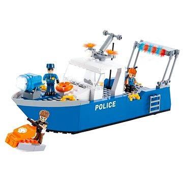 Cobi Action Town - Policejní loď