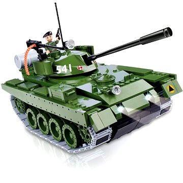 Cobi Tank T-72 I/R a Bluetooth