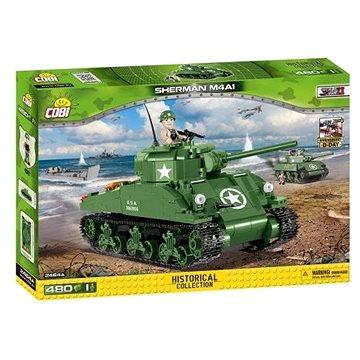 Cobi Small Army - WW M4A1 Sherman