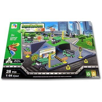 Parkoviště Recyklační centrum
