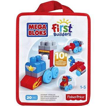 Mega Bloks - First Buiders Autíčka