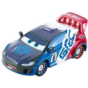 Mattel Cars 2 - Carbon race malé auto Raoul Caroule