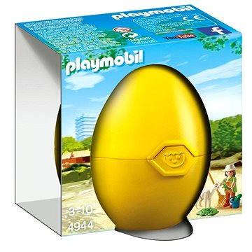 Playmobil 4944 Ošetřovatelka s alpakou - Vajíčko