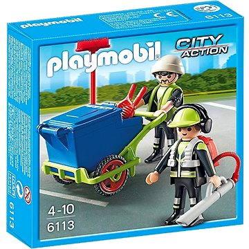 Playmobil 6113 Úklidová jednotka