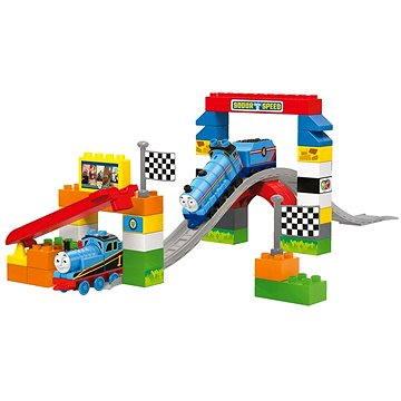 Mašinka Tomáš – Mega Bloks závod