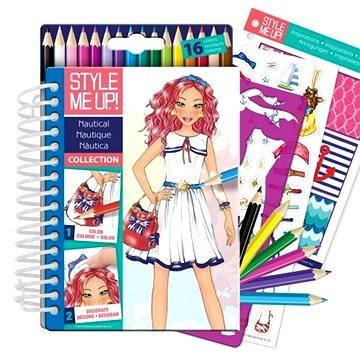 Style me up - Námořinické návrhářské portfolio