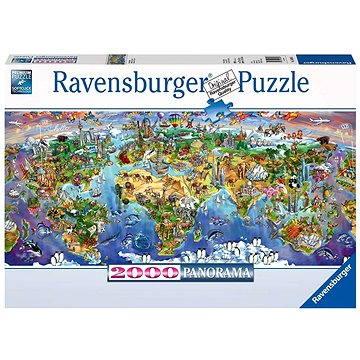 Ravensburger Krásy světa Panorama