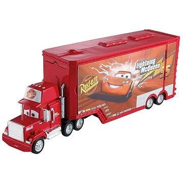 Mattel Cars Transformující se Mack s skok z věže