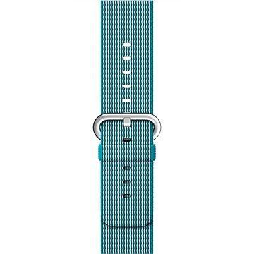 Apple Sport 38mm Podmořsky modrý z tkaného nylonu