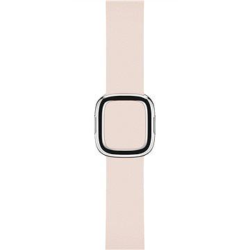 Apple 38mm Bledě růžový s moderní přezkou - Small