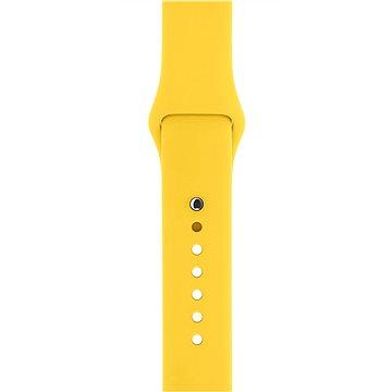 Apple Sport 42mm Žlutý