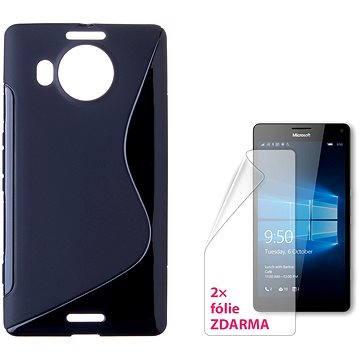 CONNECT IT S-Cover Microsoft Lumia 950 XL/950 XL Dual SIM černé