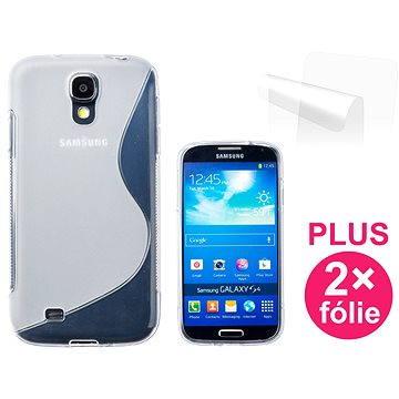 CONNECT IT S-Cover Samsung Galaxy S4 (i9505) čiré