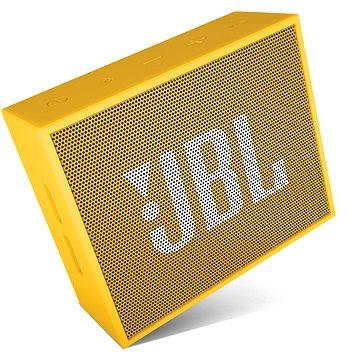 JBL GO - žlutý