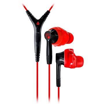 Yurbuds Inspire 400 červeno-černá