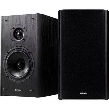Creative Sound Blaster E-MU XM7 Bookshelf Speakers - černé