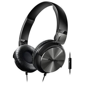 Philips SHL3165BK černá