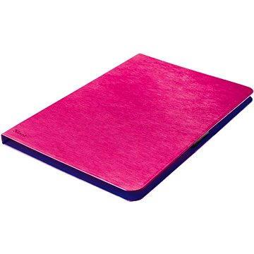 "Trust Aeroo Ultrathin Folio Stand pro 7"" tablety - růžovo-modré"