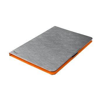 "Trust Aeroo Ultrathin Folio Stand pro 10"" tablety - šedo-oranžové"