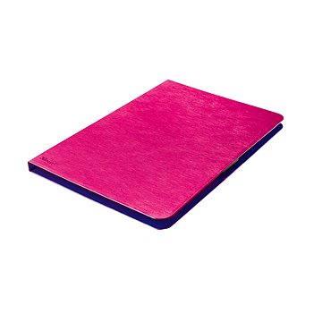 "Trust Aeroo Ultrathin Folio Stand pro 10"" tablety - růžovo-modré"