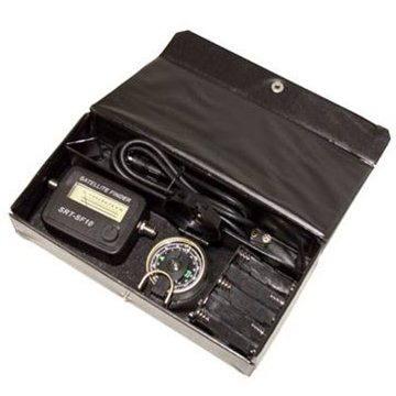 Satfinder set- ukazatel síly satelitního signálu, zvuková signalizace, konektor F