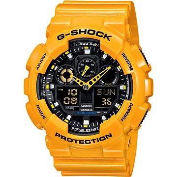 Casio G-SHOCK GA 100A-9A