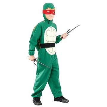 Šaty na karneval - Ninja želva vel. M