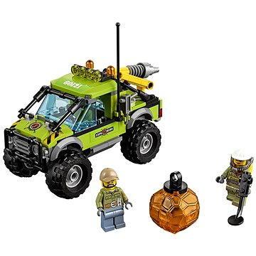 LEGO City 60121 Sopeční průzkumníci, Sopečné průzkumné vozidlo