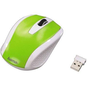 Hama AM-7200 bílo-zelená