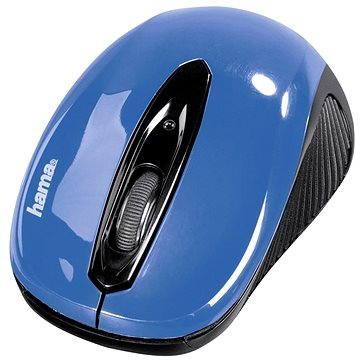 Hama AM-7300 černo/modrá
