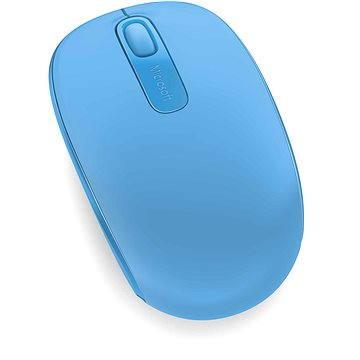 Microsoft Wireless Mobile Mouse 1850 Cyan