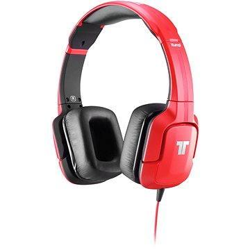 TRITTON Kunai Stereo Headset Made for Apple iPod červené